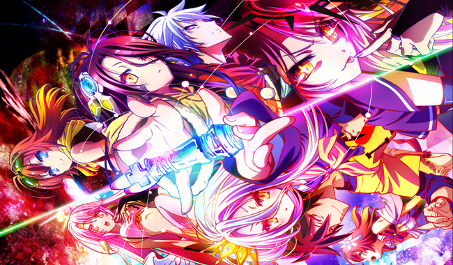 No Game No Life: Zero pelicula