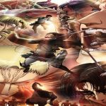 Descargar Shingeki no Kyojin Season 3 Part 2 10/10 MEGA 720p HD Ligero