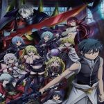 Descargar Trinity Seven Movie 2: Tenkuu Toshokan to Shinku no Maou MEGA 720p HD Ligero