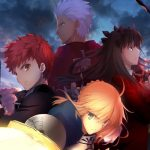 Descargar Fate Stay Night 24/24 MEGA 720p HD Ligero